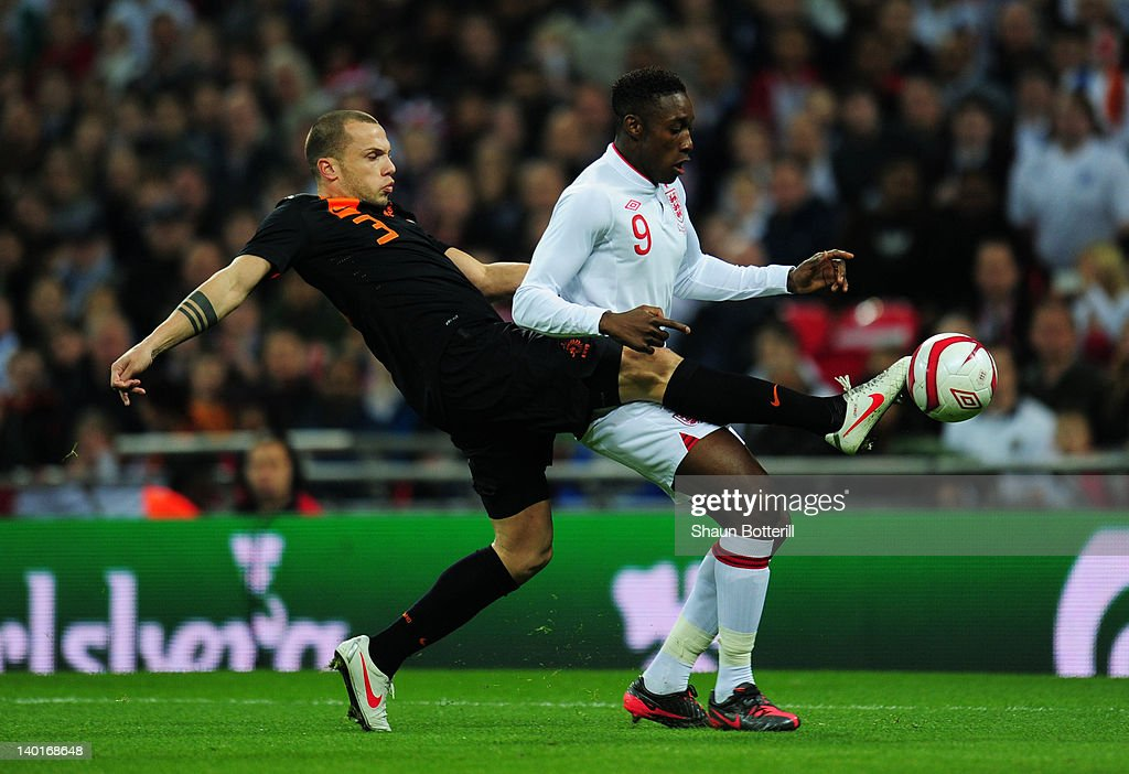 England v Netherlands - International Friendly : Foto di attualità