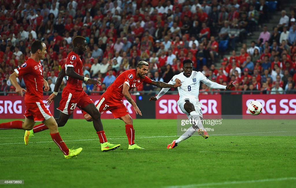 Switzerland v England - UEFA EURO 2016 Qualifier