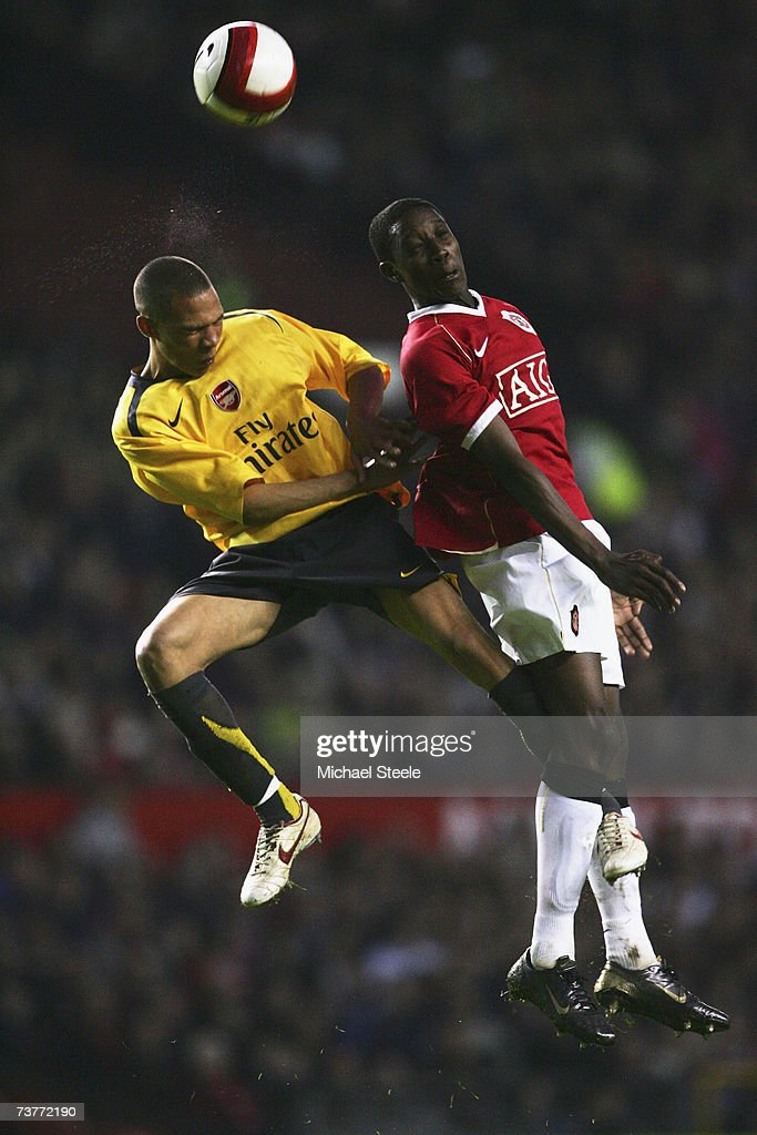 Manchester United Youth v Arsenal Youth