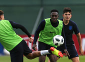 danny welbeck c england national football