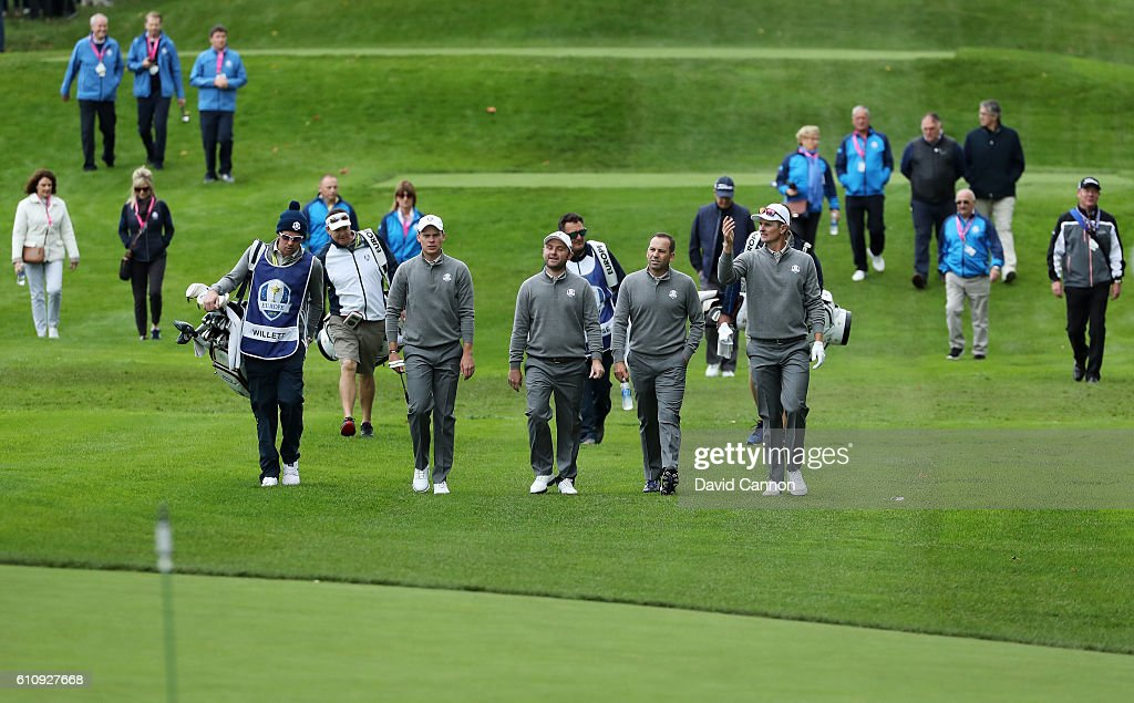 2016 Ryder Cup - Previews : News Photo
