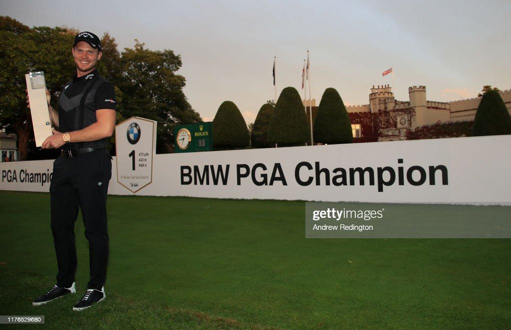 BMW PGA Championship - Day Four : ニュース写真