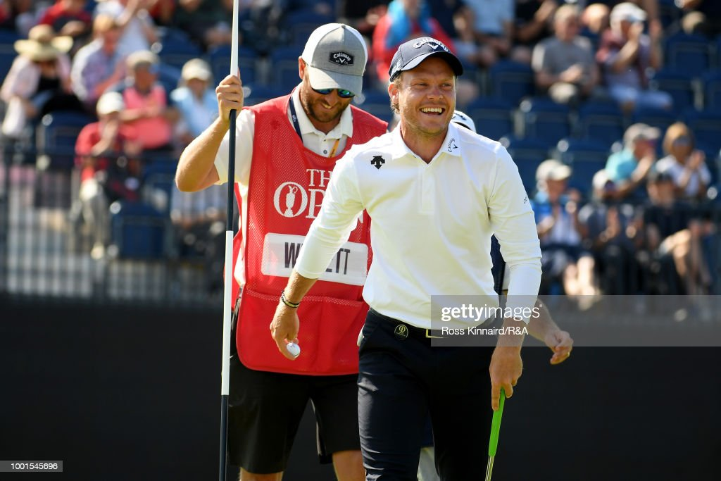 147th Open Championship - Round One