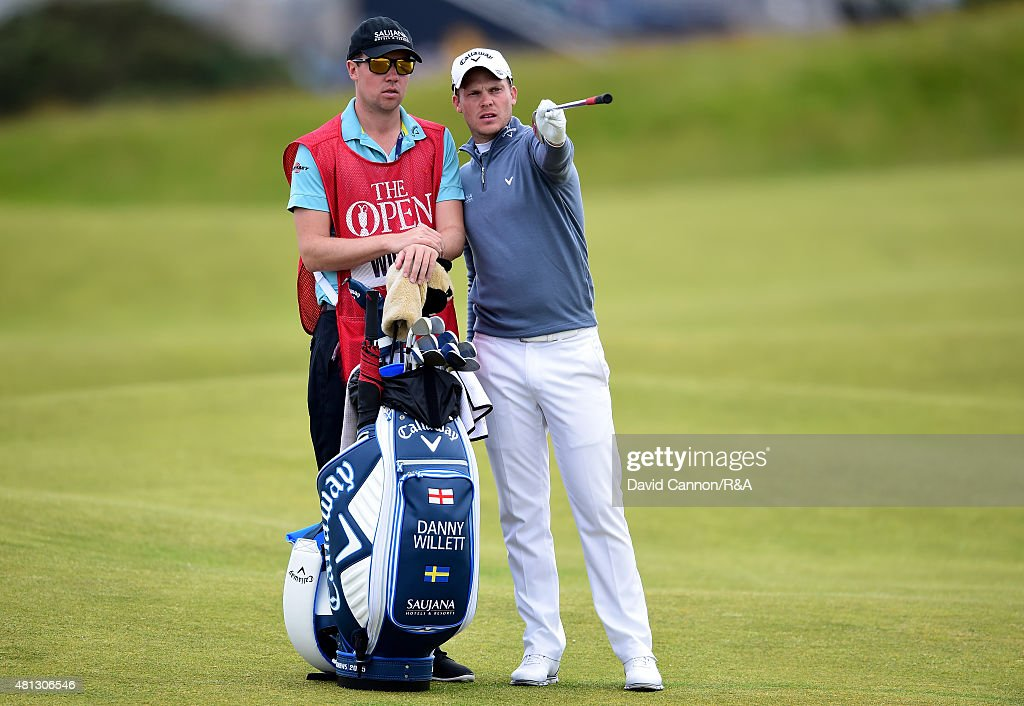 144th Open Championship - Round Three : News Photo