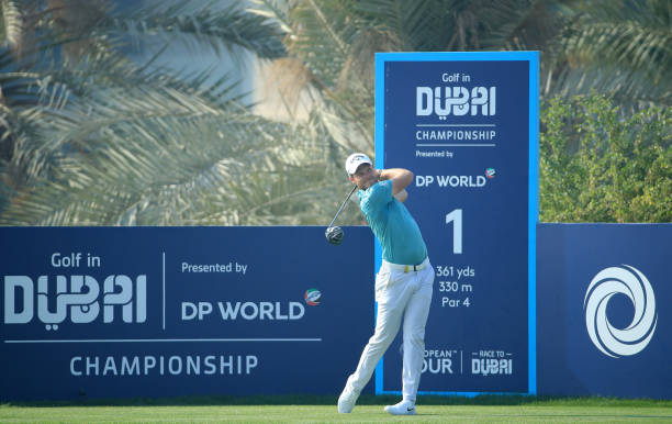 ARE: Golf in Dubai Championship presented by DP World - Day Three