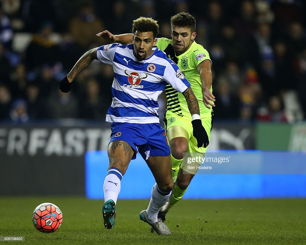 Reading v Huddersfield Town - The Emirates FA Cup Third Round Replay : News Photo