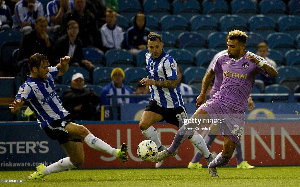 Sheffield Wednesday v Reading - Sky Bet Championship : News Photo