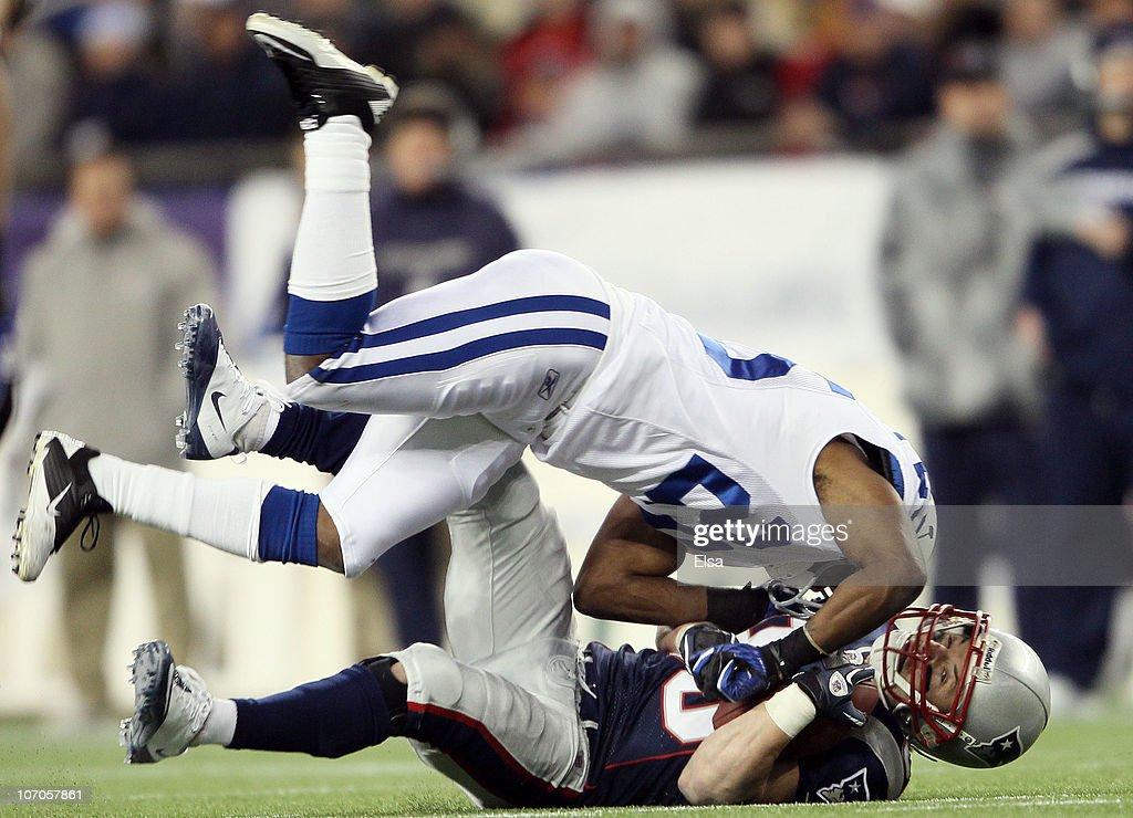 Indianapolis Colts v New England Patriots