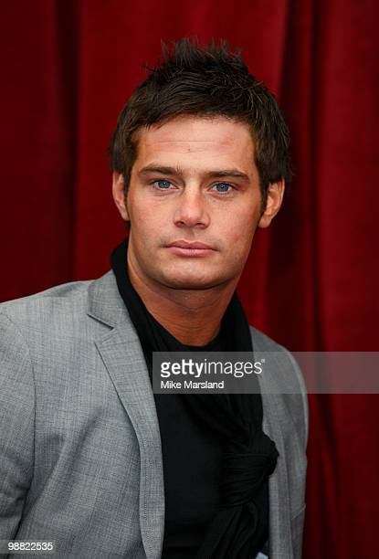 Danny Young attends 'An Audience With Michael Buble' at The London Studios on May 3, 2010 in London, England.