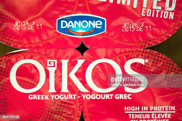 Danone Oikos Greek YogurtDanone is a world leading food company built on four business lines Fresh Dairy Products Waters Early Life Nutrition Medical...