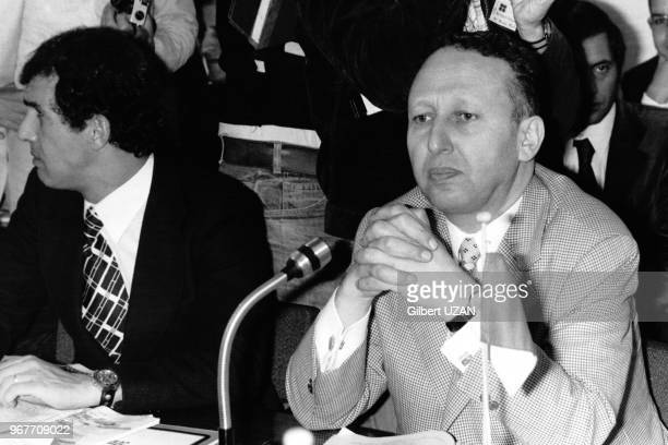 Dans la délégation algérienne de la réunion de l'OPEP, on note la présence de Sid Ahmed Ghozali, directeur de la Sonatrach, Société Nationale pour la...