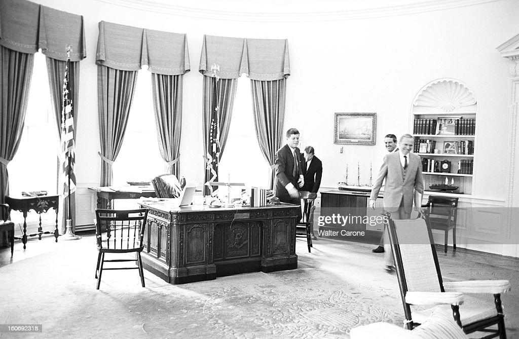 Présidents bureau ovale de la maison blanche à gerald r ford