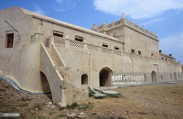 Dansborg fort in Tamil Nadu Tranquebar India Tranquebar an Indian city of Tamil Nadu is a former Danish colony It was sold to England in 1845