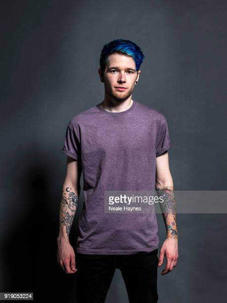 DanTDM aka Dan Middleton is a YouTube personality and professional gamer for The Times on December 13 2017 in London England