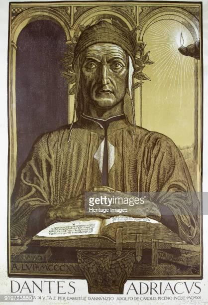 Dante Adriacus 1920 Private Collection