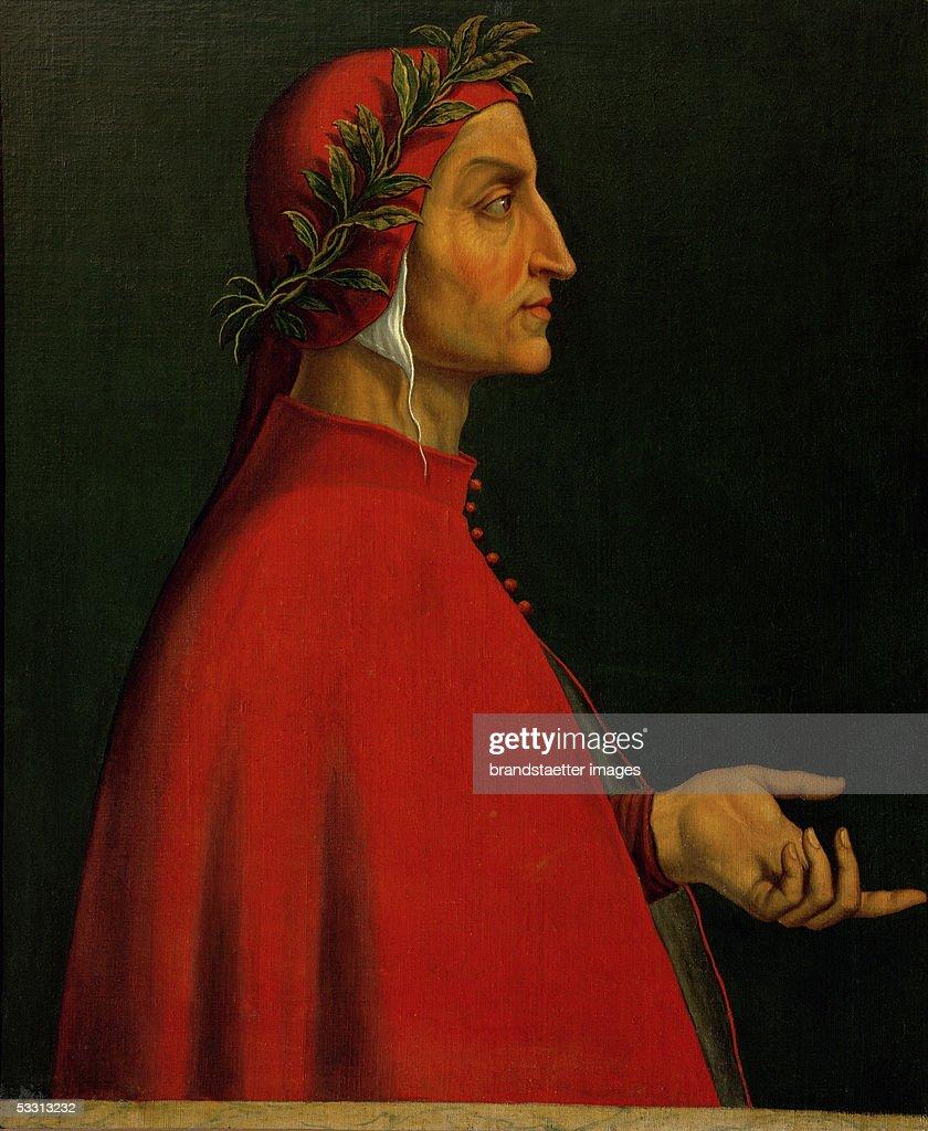 750 Years Since The Birth Of The Poet Dante Alighieri