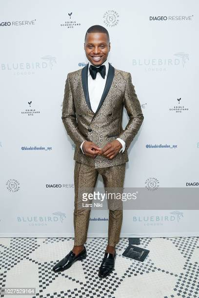 Dante attends the Bluebird London New York City launch party at Bluebird London on September 5, 2018 in New York City.