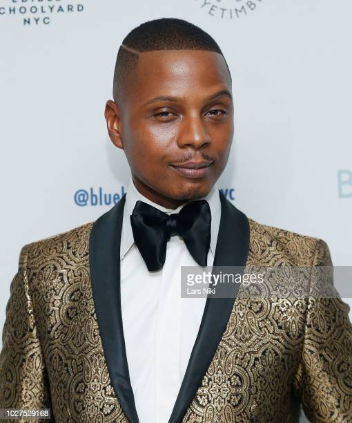 Dante attends the Bluebird London New York City launch party at Bluebird London on September 5 2018 in New York City