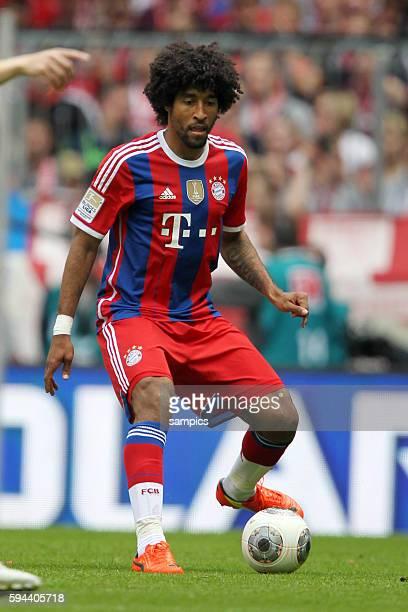 Dante FC Bayern München deutsche Fussball Meisterschaft des FC Bayern München 1 Bundesliga Fussball FC Bayern München VfB Stuttgart Saison 2013 /...