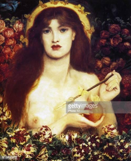 Dante Gabriel Rossetti English poet and artist He was a founder of the PreRaphaelite Brotherhood Venus Verticordia 186466 Venus Verticordia the...