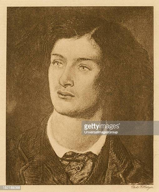 Dante Gabriel Rossetti was an English poet illustrator painter and translator He founded the PreRaphaelite Brotherhood in 1848 with William Holman...