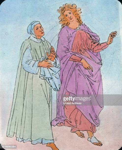 Dante is guided on his journey through hell he introduces himself as a huge funnel in the earth in which the narrowing of the funnel wall down the...