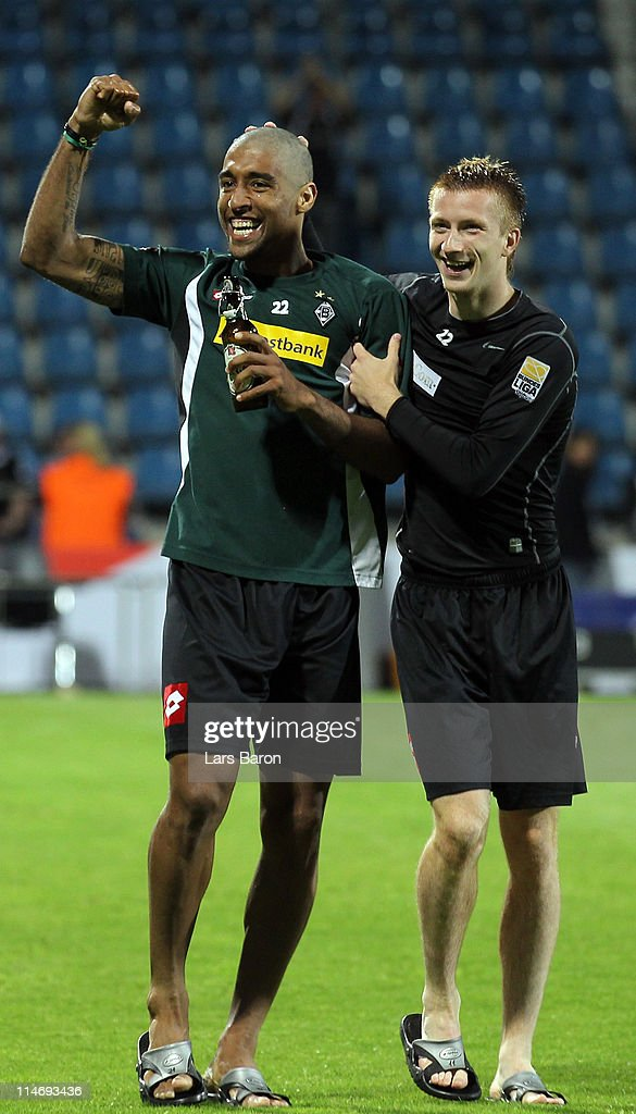 VfL Bochum v Borussia M'gladbach - Bundesliga Play Off - Leg Two : News Photo