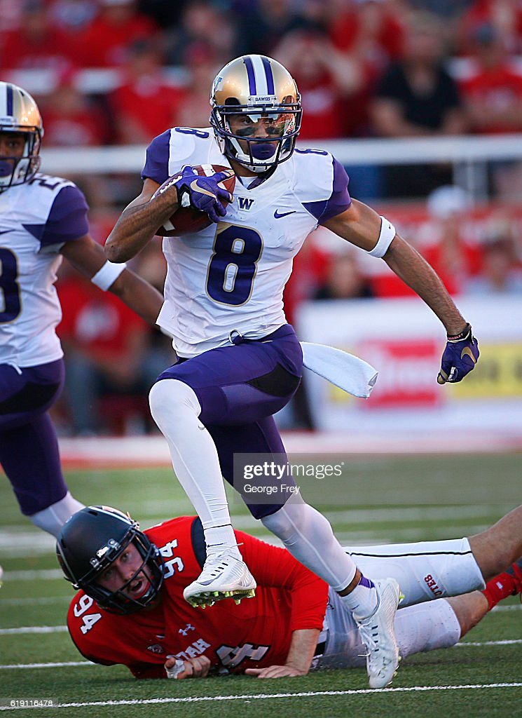 Washington v Utah : News Photo