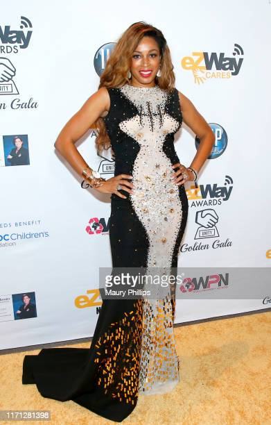 Dante Sears attends the eZWay Awards Golden Gala at Center Club Orange County on August 30 2019 in Costa Mesa California