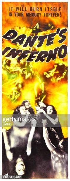 Dante's Inferno poster 1935