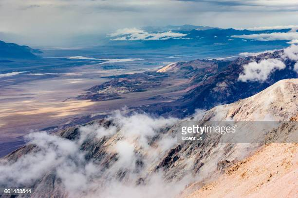 Dante's View, Death Valley, USA. AdobeRGB