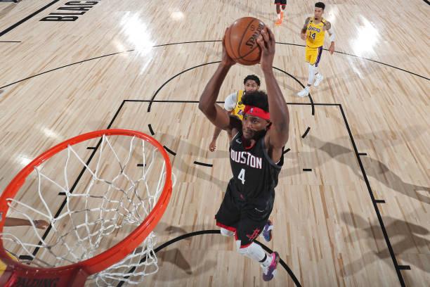 FL: Los Angeles Lakers v Houston Rockets