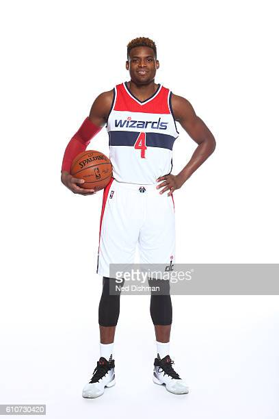 Danuel House of the Washington Wizards poses for a portrait during the 20162017 Media Day on September 26 2016 at the Verizon Center in Washington DC...