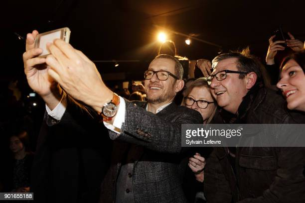 Dany Boon attends La Ch'tite Famille premiere at Kinepolis on January 5 2018 in Lille France