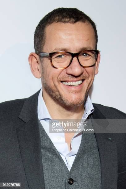 Dany Boon attends the 'Trophees du Film Francais' 25th Ceremony at Palais Brongniart on February 6 2018 in Paris France