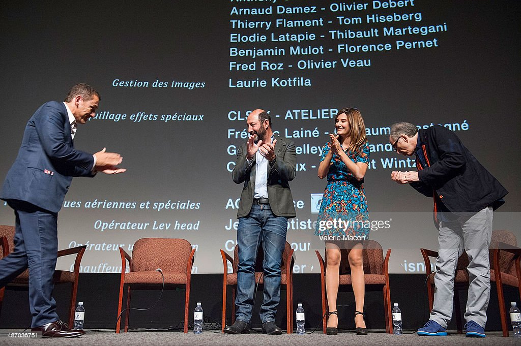 18th Annual City Of Lights, City Of Angels Film Festival : News Photo