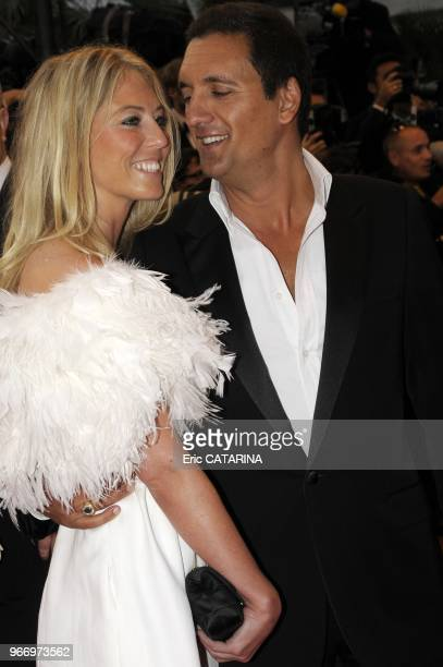 Dany Brillant and his wife
