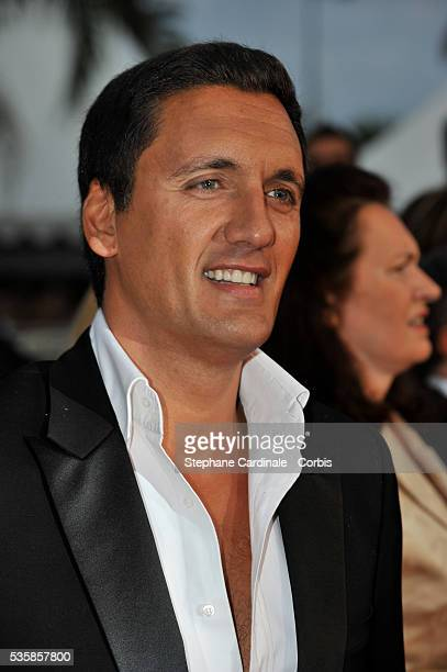 Dany Brillant at the premiere of Vicky Cristina Barcelona during the 61st Cannes Film Festival