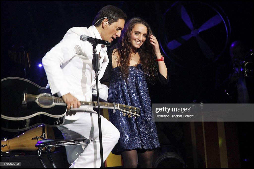 The Last Dany Brillant Salsa Tour At Au Palais Des Sports In Paris : News Photo
