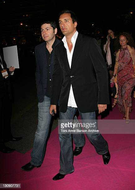 Dany Brillant during 2006 Cannes Film Festival Marie Antoinette After Party Arrivals at Palais des Festival in Cannes France