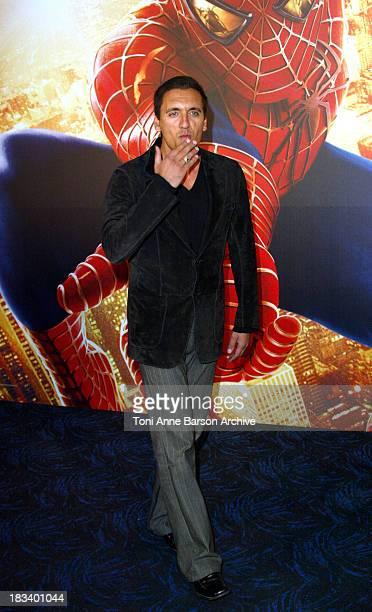 Dany Brillant during SpiderMan 2 Paris Premiere Arrivals at UGC Normandy Champs Elysees in Paris France