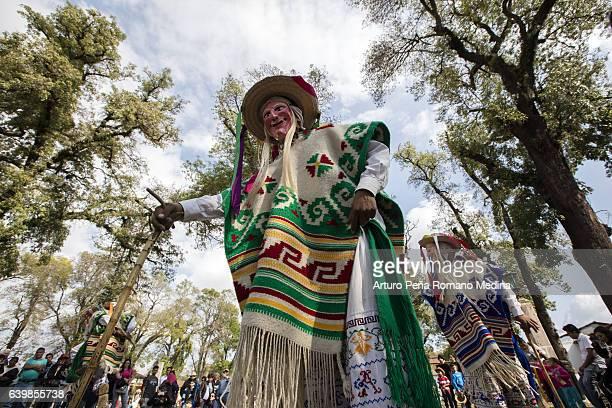 Danza de los viejitos, Patzcuaro.