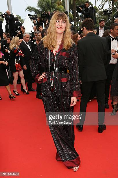 """Daphne Burki attends a screening of """"The BFG"""" at the annual 69th Cannes Film Festival at Palais des Festivals on May 14, 2016 in Cannes, France."""