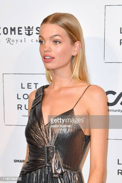 Daphne Groeneveld attends the Core x Let Love Rule Benefit during Art Basel Miami 2019 on December 05 2019 in Miami Florida
