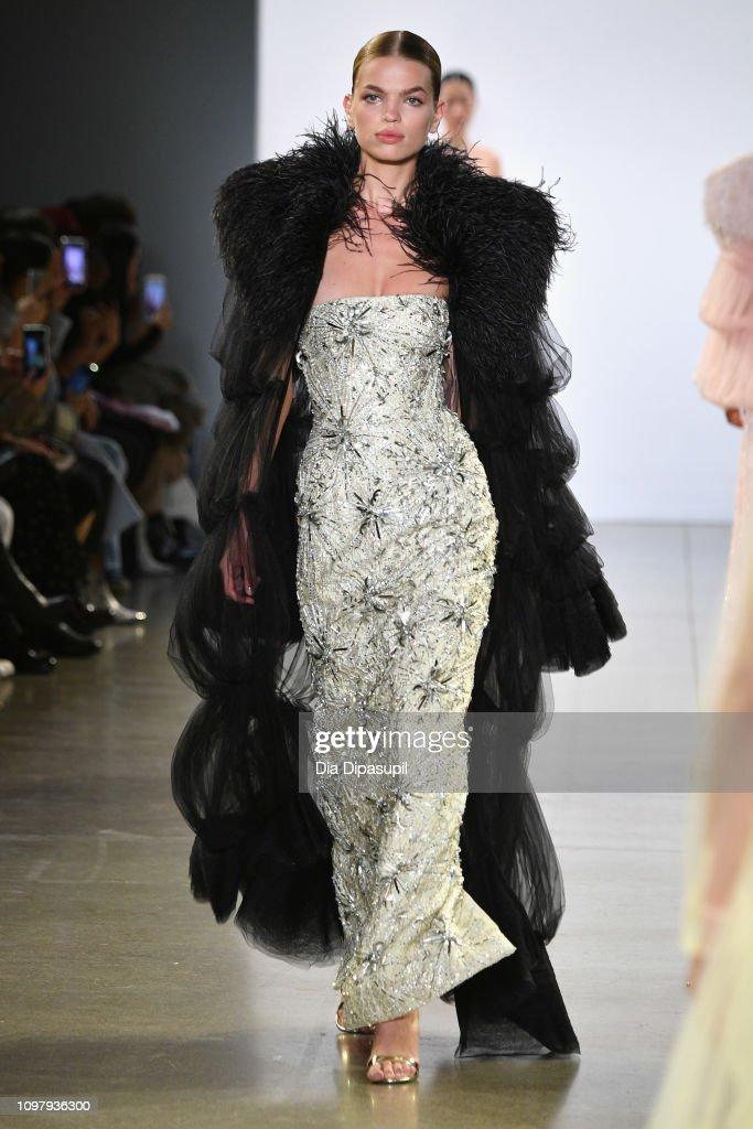 Cong Tri - Runway - February 2019 - New York Fashion Week: The Shows : News Photo