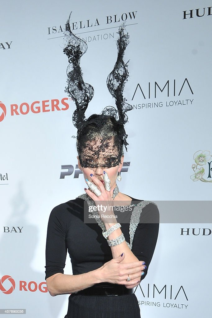 Hudson's Bay And The Isabella Blow Foundation Present Fashion Blows!