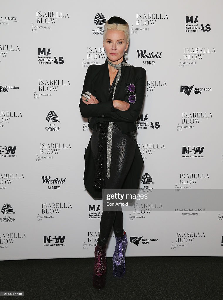Daphne Guinness Launches Isabella Blow: A Fashionable Life