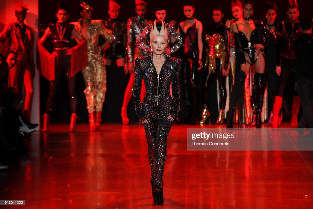 The Blonds - Runway - February 2018 - New York Fashion Week: The Shows