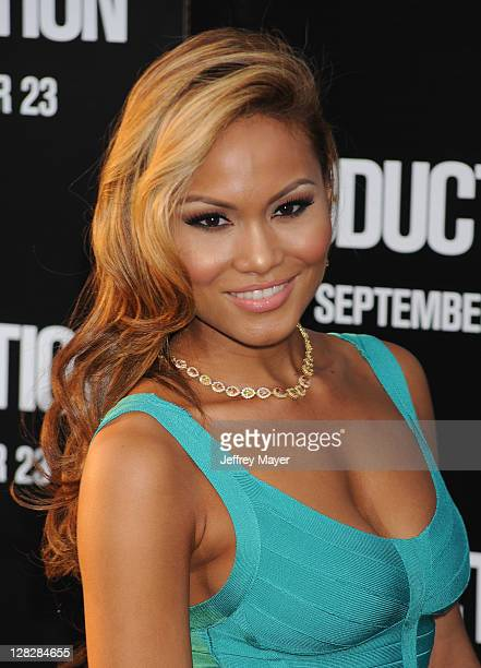 Daphne Joy attends the 'Abduction' Los Angeles Premiere at Grauman's Chinese Theatre on September 15 2011 in Hollywood California