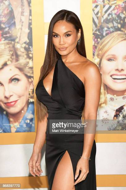 Daphne Joy attends the premiere of STX Entertainment's 'A Bad Moms Christmas' at Regency Village Theatre on October 30 2017 in Westwood California